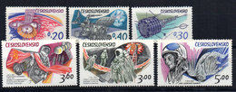 Serie Nº 1977/82 Checoslovaquia - Astrología