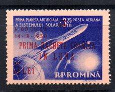 Sello Nº A-101 Rumania - Astrología