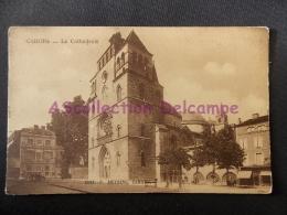"""Cahors La Cathédrale """" Ed P Meyzenc """" - Cahors"""
