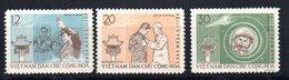 Serie Nº 278/80  Dentada Vietnam - Astrología
