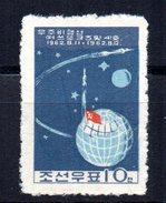 Sello Nº 424 Corea - Astrología