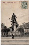 Dole : Monument Jules Grévy (Editeur Vve Karrer, N°9587) - Dole