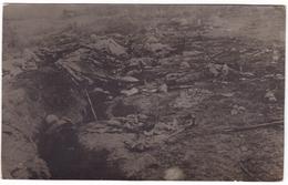 #7164 Militaria, German Postcard Written Unused 1916: WW1, Fight Scene On The Front - Weltkrieg 1914-18