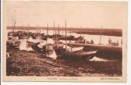 L20C_168 - Lesconil - Le Port Et La Digue - Lesconil