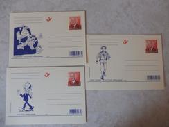 Entier Postal 2008 Bd Marc Dacier, Strapontin, Spaghetti - Publibels