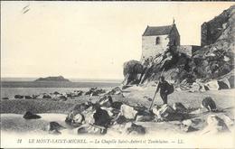 LE MONT ST MICHEL - Le Mont Saint Michel