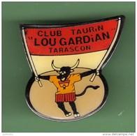 CLUB TAURIN *** TARASCON *** 0055 - Bullfight - Corrida