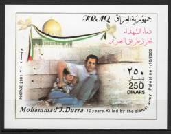 IRAQ / IRAK - 2001 - BLOC N° 81 ** - Iraq