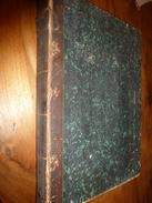 1849  Romans,Contes Et Nouvelles Illustrés: Aventures Des Femmes Lanternier Au Maroc;La Femme,Le Mari Et L'Amant; Etc - Books, Magazines, Comics