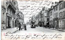 - A2 -REIMS - Rue De Vesle - Tramway - Reims