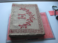 Tres Ancien Epaix (dikke) Album Chromos Glanzbilder Far Before 1900 Also Advertising Cards, Expo 1900 & Postman SERIE - Trade Cards