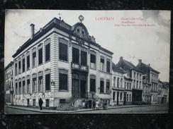 """!!! Marcovici LOKEREN - Hôtel-de-ville. Stadhuis"""" (Uitg. Van Den Driessche - De Rudder) !!! - Lokeren"""