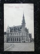 """!!! Marcovici LOKEREN - Hôtel De La Poste. Posthotel"""" (Uitg. Van Den Driessche - De Rudder) !!! - Lokeren"""