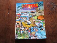 METAL HURLANT N° 76 BIS SPECIAL VACANCES - Métal Hurlant