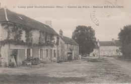 60 LOISY CENTRE DU VILLAGE MAISON REVEILLION - Autres Communes