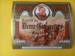 3334 - Cuvée De Dom Grégoire Carte D'or - Rouges