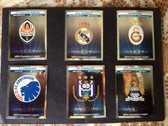 UEFA - 2013 CHAMPIONS LEAGUE 2014  - N° 06 SCUDETTI PANINI - - Panini