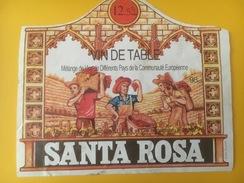 3335 - Santa Rosa Vin De Table - Rouges