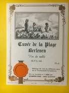 3339 - Cuvée De La Plage Kerleven - Rouges