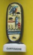 Fève  -  Trésors D' Egypte  - Cartouche   -  Réf AFF 2003 39 - Pays