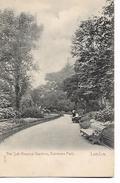 The  Sub- Tropical  Gardens  ,  Battersea  Park     1908 - Londen - Buitenwijken