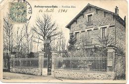 AULNAY SOUS BOIS - Pavillon Bleu - Aulnay Sous Bois