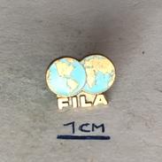 Badge (Pin) ZN004350 - Wrestling Federation / Association / Union FILA (Fédération Internationale Des Luttes Associées) - Wrestling