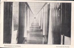 Etablissement De Carlsbourg Un Couloir Du Dortoir