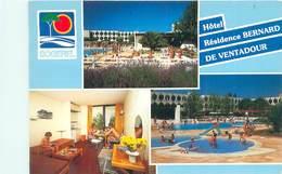 Cpsm -      La Grande Motte - Hôtel Résidence Bernard De Ventadour  ,piscine ,animée     AA1307 - Other Municipalities