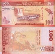 Sri Lanka - 100 Rupees 2015 UNС Lemberg-Zp - Sri Lanka