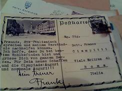 FRANCHIGIA  OSTERREICH POSTKARTE INNSBRUCK  25  VB1914 FY11192 - Interi Postali
