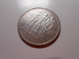 Tschechoslowakei 20Kronen  1933 Silber - Ss - Tschechoslowakei