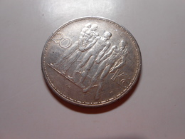 Tschechoslowakei 20Kronen  1933 Silber - Ss - Tchécoslovaquie