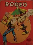 RODEO : Mensuel, Numéro 279, 5 Novembre 1974,128 Pages - Petit Format