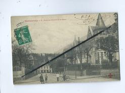 CPA - Montmorency - 6 - Avenue Emilie Et La Gare - Montmorency