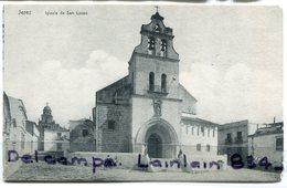 - 711 - JEREZ  - De La Frontera, Iglesia De San LUCAS, ( Cadiz ), Bourricot, Peu Courante,  épaisse, TBE, Scans. - Cádiz