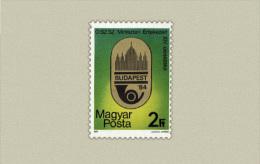 Hungary 1984. OSS Stamp MNH (**) Michel: 3693 / 0.50 EUR - Ungarn