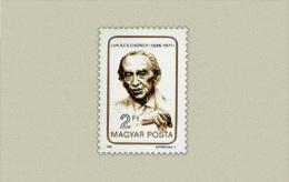 Hungary 1985. Gyorgy Lukacs Stamp MNH (**) Michel: 3747 / 0.50 EUR - Ungebraucht