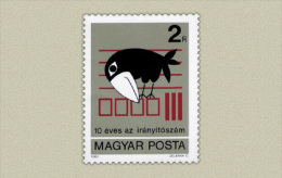 Hungary 1983. Post Pigeon Stamp MNH (**) Michel: 3596 / 0.50 EUR - Ungarn