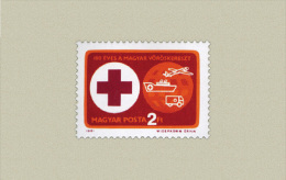 Hungary 1981. Red Cross Stamp MNH (**) Michel: 3495 / 0.50 EUR - Ungarn
