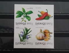 Sweden, 2009, Mi: 2721/24 (MNH)