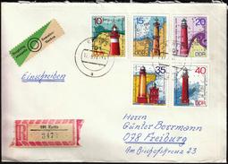 Germany Kyritz 1974 / Lighthouses - Lighthouses