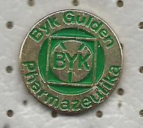 Byk Gulden - PHARMAZEUTIKA (DDR GERMANY ALLEMAGNE DEUTSCHLAND) Pharmacie Pharmazie Pharmaceutics - Medical