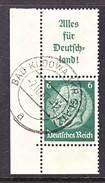 GERMANY  W 66   (o)   Wmk. Crosses - Se-Tenant