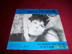 BRIGITTE SAUVANE  ° LA RONDE DES TETES - Collections Complètes