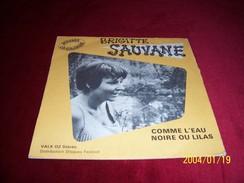 BRIGITTE SAUVANE °  COMME L'EAU - Collections Complètes