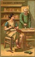 CORDONNIER(CHROMO) CHAUSSURE - Professions