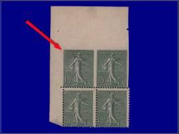 Qualité: XX – 130, Bloc De 4, Dentelés Tenant à Non Dentelés 3 Cotés. 15c.... - Stamps