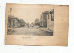 Cp , 80 , MONTDIDIER , Les écoles Communales , écrite 1916 , Ed : Longuet - Montdidier