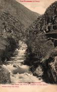 LES PYRENEES -65- VALLEE D'ANDORRE - RIO VALIRA DEL NORT ET GARGANTA DO SAN ANTONI - Andorre